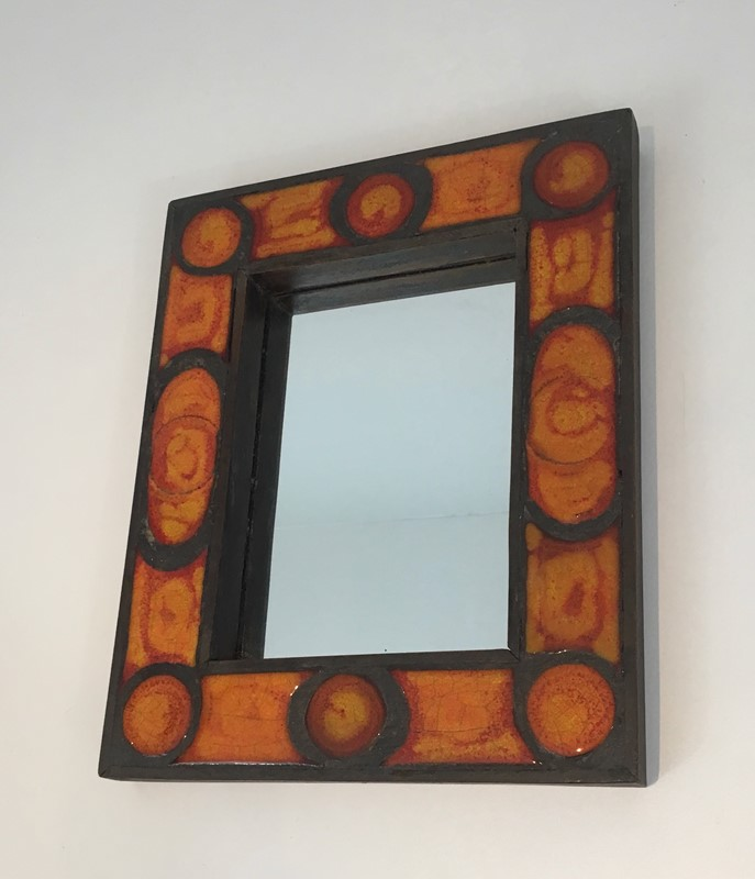 Interesting Ceramic Mirror. French. Circa 1970-barrois-antiques-50s-34684-main-637037855417469143.jpg