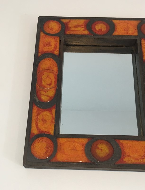 Interesting Ceramic Mirror. French. Circa 1970-barrois-antiques-50s-34685-main-637037855559968756.jpg