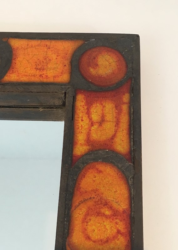 Interesting Ceramic Mirror. French. Circa 1970-barrois-antiques-50s-34690-main-637037856565294392.jpg