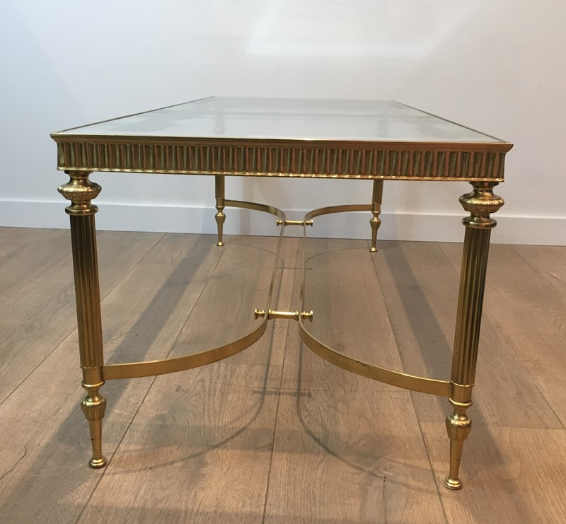 Maison Jansen Style. Large Brass Coffee Table-barrois-antiques-50s-38024-main-637285217647374816.jpg