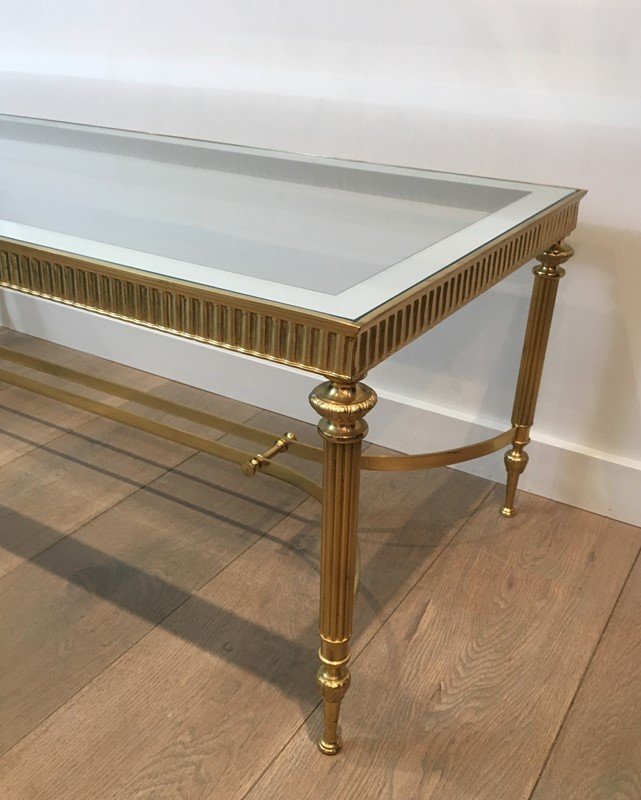Maison Jansen Style. Large Brass Coffee Table-barrois-antiques-50s-38025-main-637285217669093579.jpg