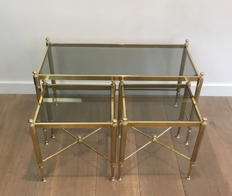 Tripartite Brass Coffee Table-barrois-antiques-50s-38407-main-637297108832908405.jpg