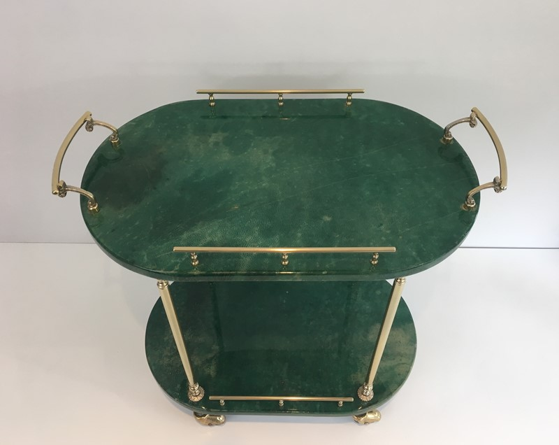 Aldo Tura. Goatskin and Gilt Metal Drinks Trolley-barrois-antiques-50s-39373-main-637387190215857813.jpg