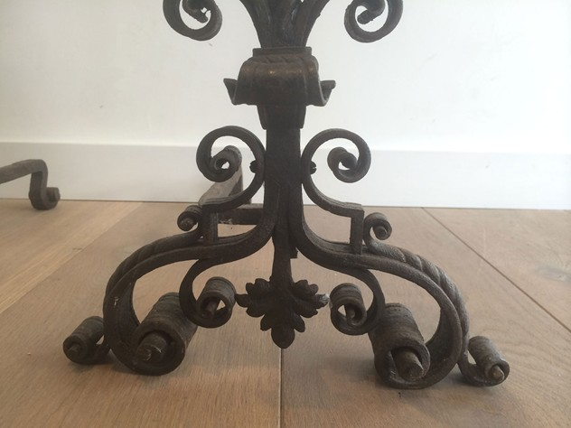 Pair of 19c wrought iron andirons-barrois-antiques-FP-353_main_636427981770841696.jpg