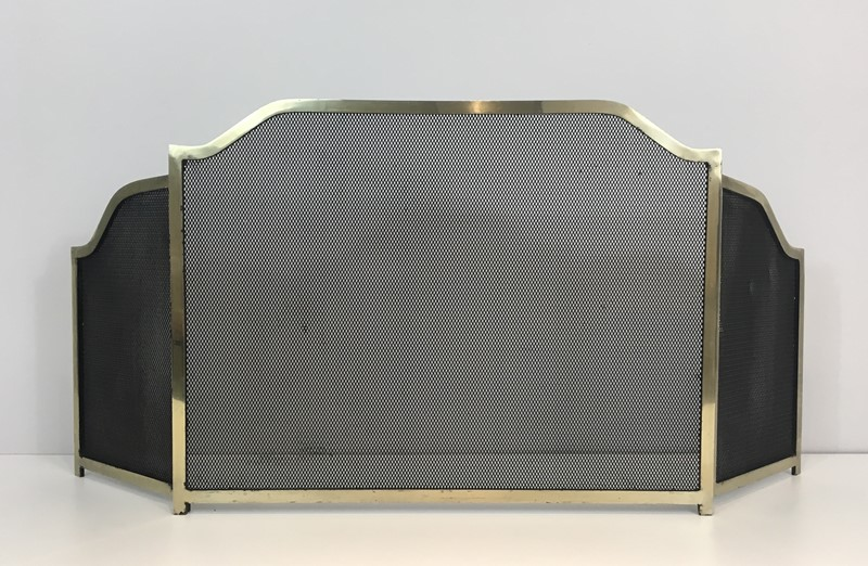 Gild Metal, Brass and Grilling Fire Place Screen.-barrois-antiques-fp-1267-main-636842804608416179.JPG