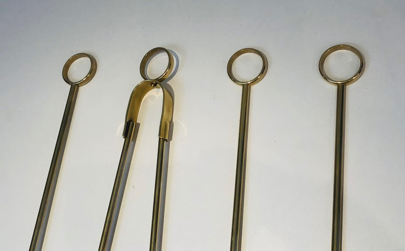 Brass and Glass Fire Place Tools Set. Circa 1970-barrois-antiques-fp-2902-main-637445027739033272.jpg
