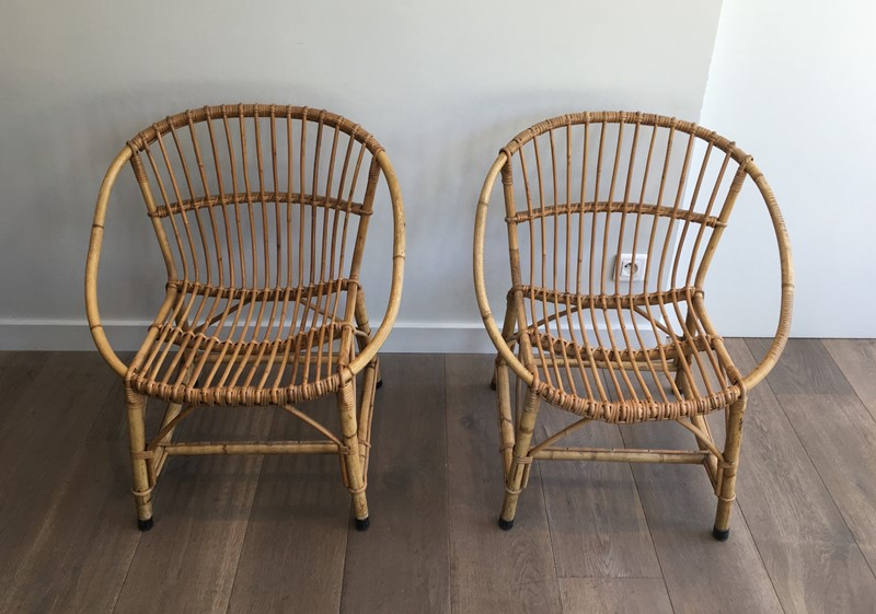 Pair of Rattan Armchairs. French. Circa 1970-barrois-antiques-s-1608-main-637085341420326918.jpg