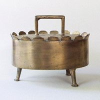 Bronze Daubière - kitchenalia