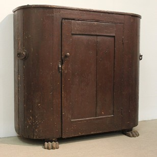 18th century Country House Huffer Cupboard