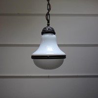 1920s Hanging Light