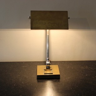 1930s/40s Tabel Desk Lamp