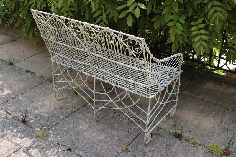 1930s English Garden Bench-brownrigg-1930s-english-garden-bench-41-E2-main-636632021718410174.jpeg