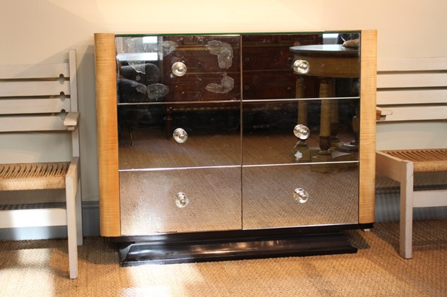 1930s French Mirrored Glass Commode-brownrigg-1930s-french-mirrored-glass-commode-55-E1_main_635927927822882536.jpg