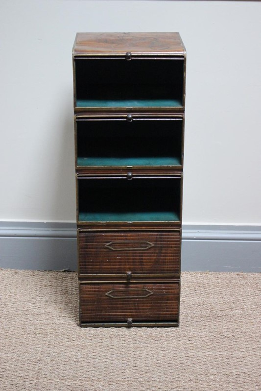 1930s Tambour Painted Tin Filing Cabinet-brownrigg-1930s-tambour-painted-tin-filing-cabinet-127-e1-main-637166870936984498.jpeg