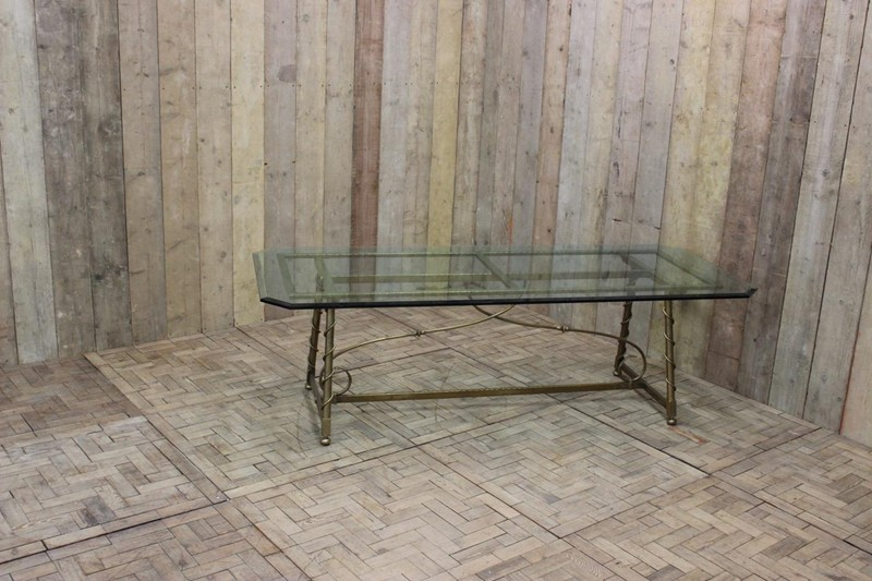 1940s French Dining Table in Brass-brownrigg-1940s-french-dining-table-in-brass-48-E3-main-636579147479036078.jpeg