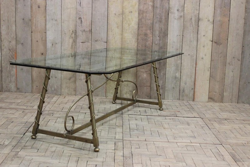 1940s French Dining Table in Brass-brownrigg-1940s-french-dining-table-in-brass-49-E4-main-636579147489956638.jpeg