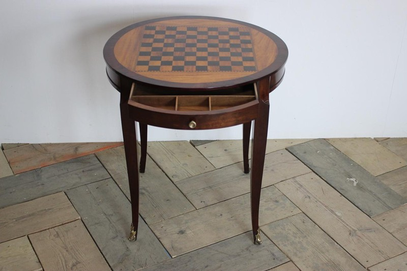 1940s French Mahogany & Satinwood Games Table-brownrigg-1940s-french-mahogany-and-satinwood-games-table-15-1-main-636644928985391722.jpeg