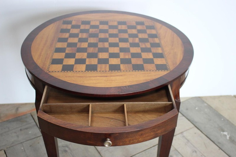 1940s French Mahogany & Satinwood Games Table-brownrigg-1940s-french-mahogany-and-satinwood-games-table-15-4-main-636644929007388709.jpeg