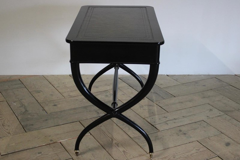 1950s French X framed Writing Table -brownrigg-1950s-french-x-framed-writing-table-in-the-directoire-taste-4134-e5-main-637101122379669876.jpeg