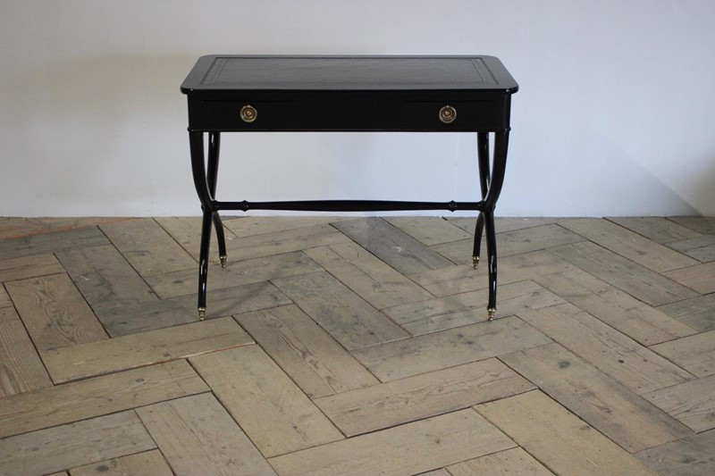 1950s French X framed Writing Table -brownrigg-1950s-french-x-framed-writing-table-in-the-directoire-taste-4134-l-main-637101122383576073.jpeg