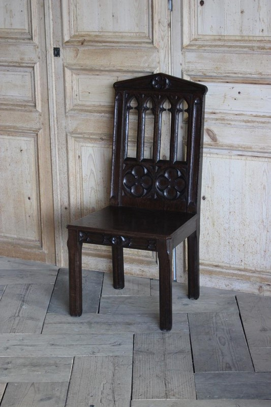 19th Cent English Gothic Hall Chair in Oak-brownrigg-19th-cent-english-gothic-hall-chair-in-oak-1656-e2-main-636792642437654630.jpeg