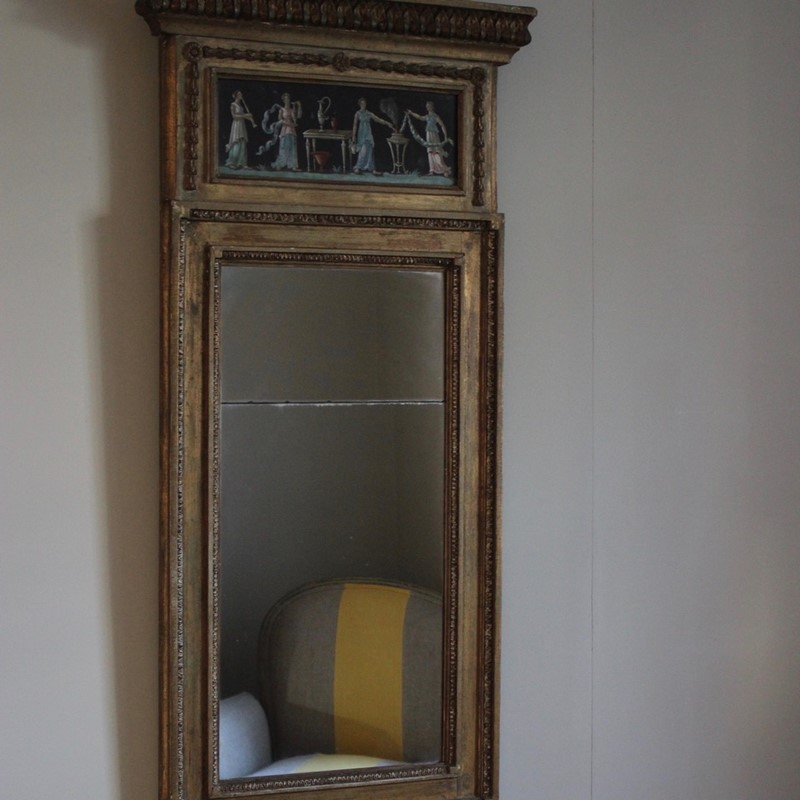 19th Cent French Neoclassical Pier Mirror-brownrigg-19th-cent-french-neoclassical-pier-mirror-433-thex-main-636889439880310674.jpeg