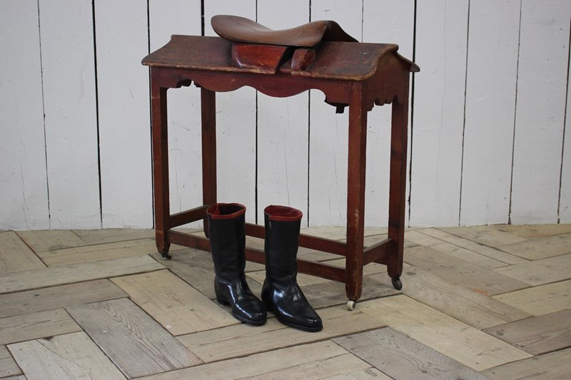 19th Century English Saddle Rack Mounting Block -brownrigg-19th-century-english-saddle-rack-mounting-block-from-outfitters-2621-e3-main-637378387704689012.jpeg