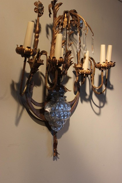 Mid 20th century Italian Wall Light -brownrigg-36-26-E1_main_636569014454437217.jpeg