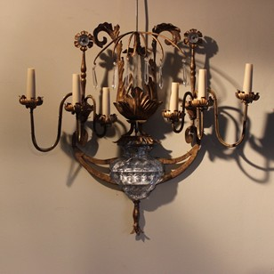 Mid 20th century Italian Wall Light