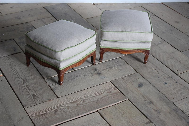 Charming Pair of 18th Century French Small Stools-brownrigg-charming-pair-of-18th-century-french-small-stools-3748-2-main-637371647460823991.jpeg