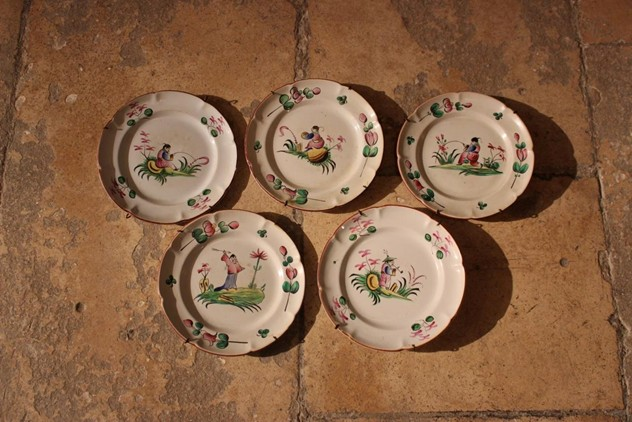 "Set of Five 18th Cent Faience ""au Chinois""-brownrigg-charming-set-of-five-18th-cent-faience-au-chinois-8-L-1_main_635932088201642693.jpg"