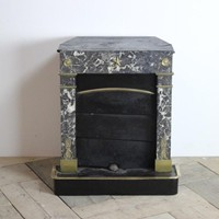 Directoire Small Fireplace