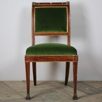 Early 19th century French Occasional Chair