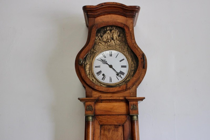 19C French Walnut Long case Clock-brownrigg-early-19th-century-french-walnut-long-case-clock-5718-E5-main-636682946810632293.jpeg