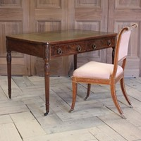Late 18th/ Early 19th Cent English Library Table