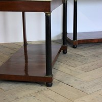 Good Pair of Early 19th Cent Italian Console Table