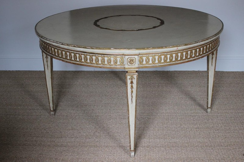 Large C1900/1920s French Painted Table -brownrigg-large-circa-1900-1920s-french-painted-neoclassical-centre-dining-table-5311-e5-main-637182419278777641.jpeg