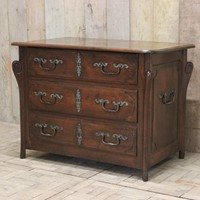 Louis XIV Period Walnut Provincial Commode