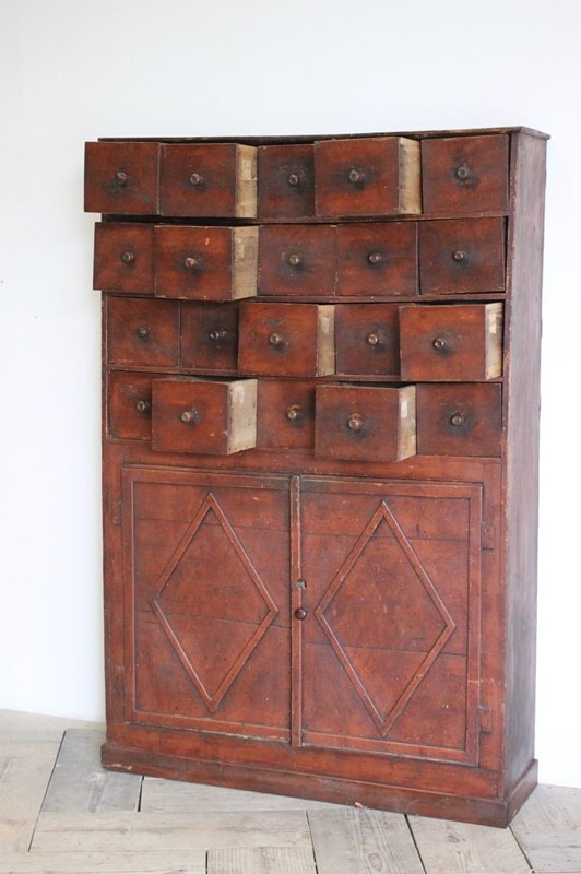 19th Century French Cupboard in original Paint -brownrigg-mid-19th-century-french-painted-cupboard-in-original-paint-5319-e2-main-637086538610090533.jpeg