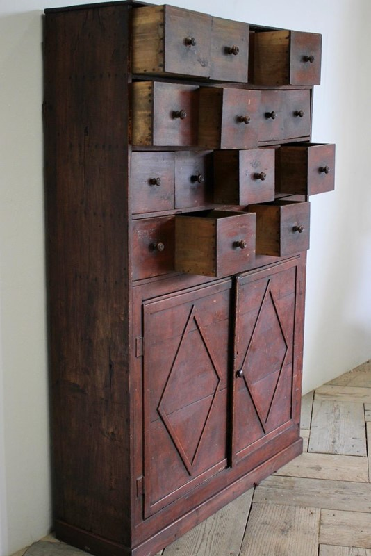 19th Century French Cupboard in original Paint -brownrigg-mid-19th-century-french-painted-cupboard-in-original-paint-5319-e3-main-637086538614777995.jpeg