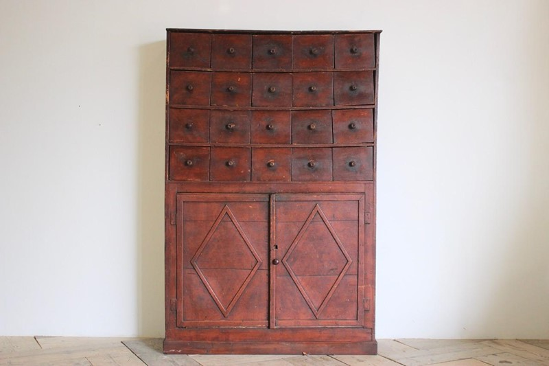 19th Century French Cupboard in original Paint -brownrigg-mid-19th-century-french-painted-cupboard-in-original-paint-5319-l-main-637086538620246722.jpeg