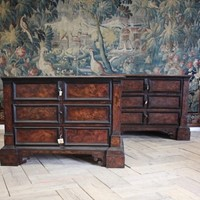Circa 1690/1700 Italian Canterano Chest of Drawers