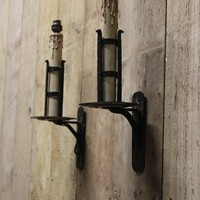 Pair of 1960s Spanish Wall Lights