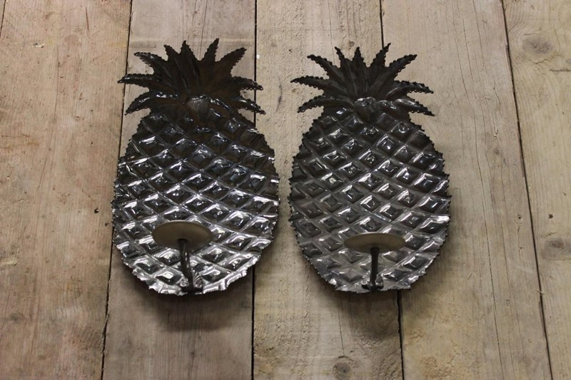 1970s Spanish Pineapple wall Lights in Steel-brownrigg-pair-of-1970s-spanish-pineapple-wall-lights-in-steel-56-e1-main-637218527236763557.jpeg