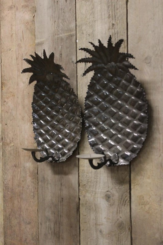 1970s Spanish Pineapple wall Lights in Steel-brownrigg-pair-of-1970s-spanish-pineapple-wall-lights-in-steel-56-e2-main-637218527240982314.jpeg