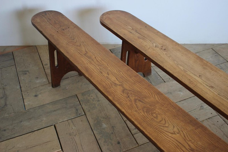 Pair of 19th cent French Benches in Ash-brownrigg-pair-of-19th-cent-french-benches-in-ash-47-2-main-636906696884799808.jpeg