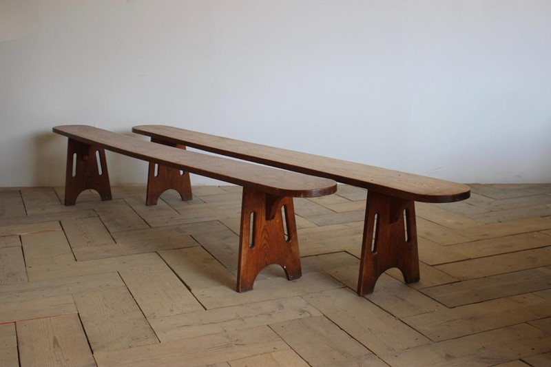 Pair of 19th cent French Benches in Ash-brownrigg-pair-of-19th-cent-french-benches-in-ash-47-3-main-636906696890893459.jpeg