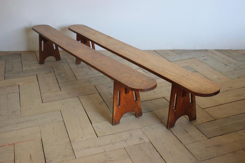 Pair of 19th cent French Benches in Ash-brownrigg-pair-of-19th-cent-french-benches-in-ash-47-e5-main-636906696913861945.jpeg