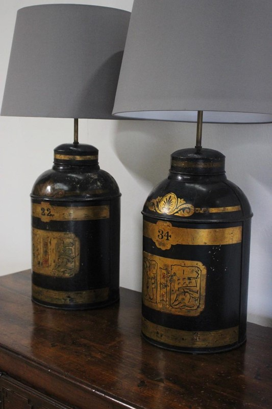 19th century Tole Chinoiserie Tea Canister Lamps-brownrigg-pair-of-19th-century-tole-chinoiserie-tea-canisters-as-lamps-2019-3-main-637101145386915377.jpeg