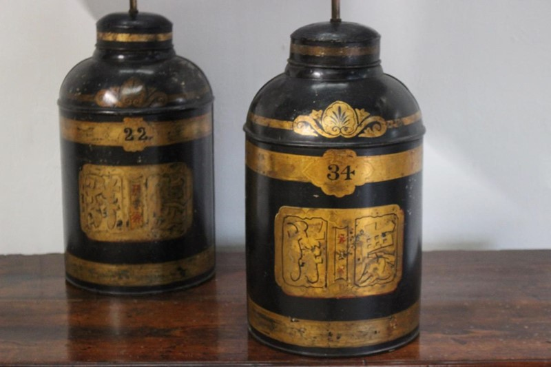 19th century Tole Chinoiserie Tea Canister Lamps-brownrigg-pair-of-19th-century-tole-chinoiserie-tea-canisters-as-lamps-2019-l-main-637101145395509395.jpeg